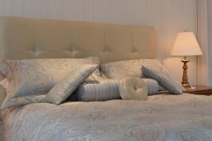 Tête de lit rembourrée capitonnée